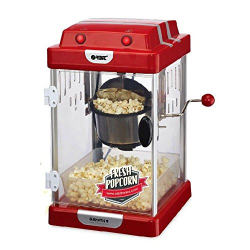 51Xr5b2h%2ByL. SS500  - ORBIT® Cinema Style Popcorn Maker (Galantis)