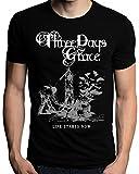 Photo de Grossbull Three Days Grace Life Starts Now T-Shirt Large par RENSA