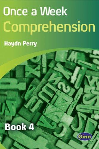 Once a Week Comprehension Book 4 Interna