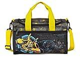 Transformers Schulranzen Set 10tlg. mit Federmappe, Sporttasche, Regen-/Sicherheitshülle TFUV8252 -
