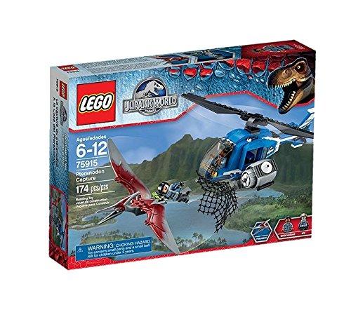LEGO - A la caza del Pteranodon, multicolor (75915)
