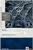 Lambacher Schweizer - Ausgabe Rheinland-Pfalz 2005 / Lösungen 9. Schuljahr