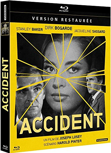 Accident [Blu-ray] [FR Import]