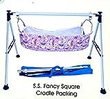#4: Pavan's Fency Baby Cradle Square (Manual)
