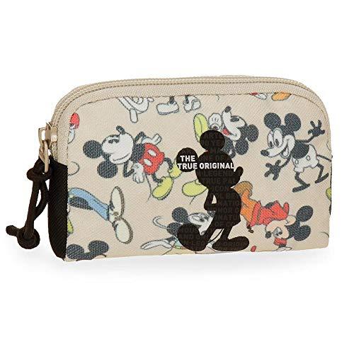 Disney 3328061 True Original Monedero, 12 cm, 0.19 litros