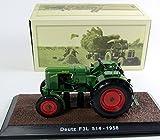 Unbekannt Modell Traktor 1:32 Deutz F3L 514 - 1958 grün Atlas 7517008