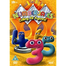 Numberjacks - Calling All Agents!