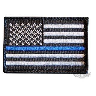 U.S.A Flag Thin Blue Line