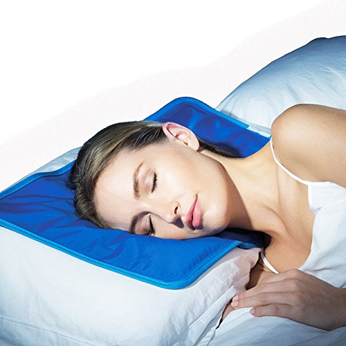 chillmax–Kissen Gel–Inlay natürliche Kühlung und maximalen Komfort–Für jeden Kissen