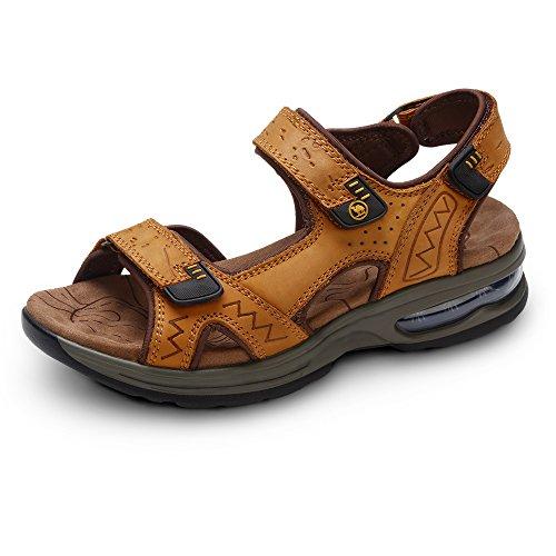 Camel sandali per uomo scarpe ammortizzanti ammortizzate durevoli in estate fodera in neoprene imbottita resistente alla fatica. bretelle