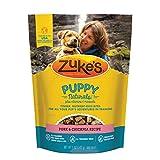 Best Zuke's Puppy Treats - Zuke's Puppy Naturals Pork & Chickpea Recipe Puppy Review