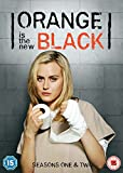 Orange is the New Black : Season 1 & 2, (Audio : Anglais) (Sous-titres : Anglais) [Import anglais]