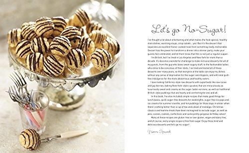 The No-Sugar Desserts and Baking Book