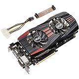 ASUS Radeon R9270X DirectCU II 2GB AMD Grafikkarte (PCI-e, 2GB GDDR5 Speicher, 2x DVI)