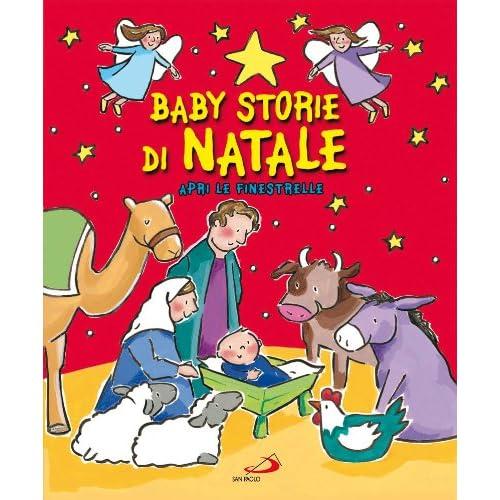 Baby Storie Di Natale. Apri Le Finestrelle