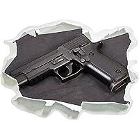 Sig Sauer formato adesivo arma, carta da