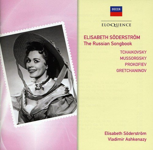 Sings Russian Songs [Import allemand]