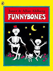 Funnybones (Picture Puffin) by Janet Ahlberg (2000-01-27)