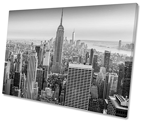 new-york-city-empire-states-building-bw-canvas-wall-art-framed-print-30-x-20-inch
