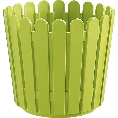 emsa-2029905-landhaus-pot-de-fleurs-rond-vert-diametre-30-cm