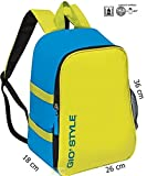 Gio'style zaino lime backpack 14,5