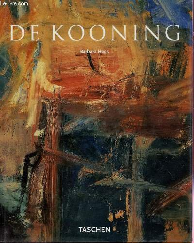 Willem de Kooning 1904-1997 - Les contenus, impressions fugitives