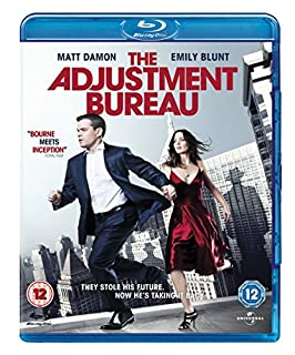 UNIVERSAL PICTURES The Adjustment Bureau [BLU-RAY] (12)