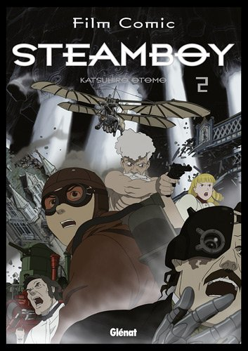 Steamboy Vol.2