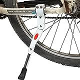 SEEU Fahrradständer für Mountainbike, Rennrad, Fahrräder Weiß