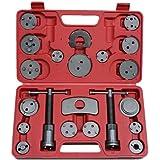 Jago–Coffret Set repousse piston d'étrier de frein arrière Vent Outil Kit 22-PC