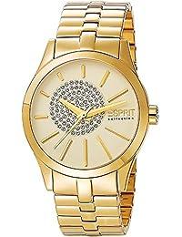 Esprit Collection Damen-Armbanduhr Aura Analog Quarz