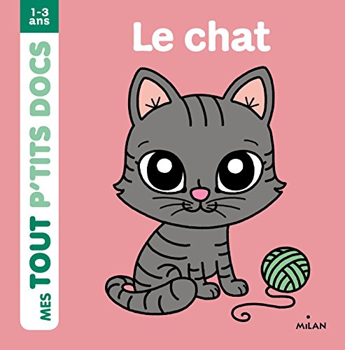 Le chat par Paule Battault