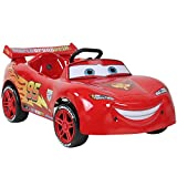 Tretauto Disney Cars oder Frozen Kinderfahrzeug , Farbe:rot