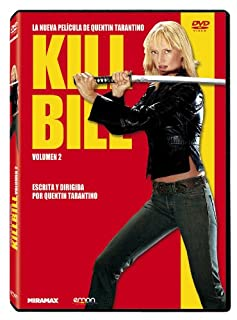 Kill Bill - Volumen 2 [DVD] (B00D9KCJJ8) | Amazon price tracker / tracking, Amazon price history charts, Amazon price watches, Amazon price drop alerts