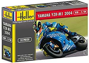 Heller - 80927 - Maqueta para construir - Yamaha YZR M1 2004 - 1/24