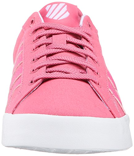 K-Swiss  Belmont So T M, Damen Sneaker Bubblegum/White