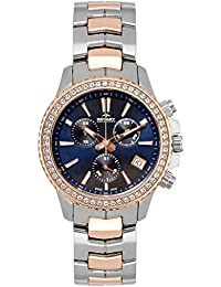 Ladies Rotary Aquaspeed two tone Swiss made watch ALB90087/C/05