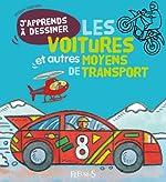 Les voitures et autres moyens de transports de Philippe Legendre