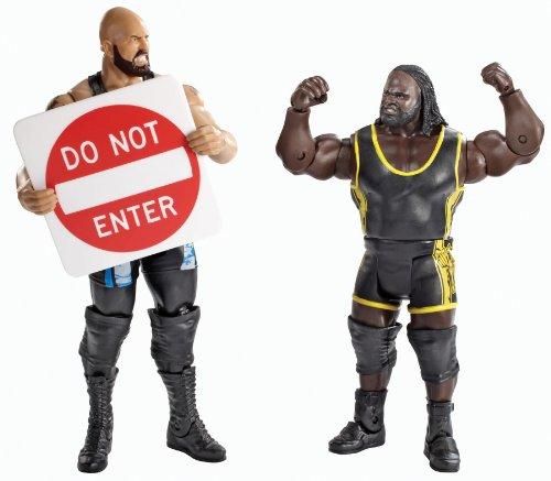 Figur WWE Big Show & Mark Henry Battlepack Serie