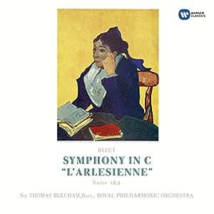 Bizet: Symphony in C / L'Arlesienne Suites 1 & 2