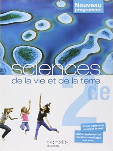 Sciences de la vie et de la terre 2de - Livre de l'élève Format compact - Edition 2010 de Hervé Desormes,G. Bridon ,Maxime Charpignon ( 16 août 2010 )
