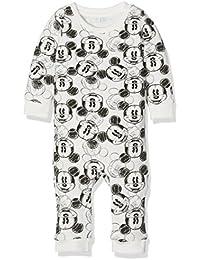 NAME IT Baby-Jungen Strampler Nitmickey Lincoln Bodysuit Mznb Wdi
