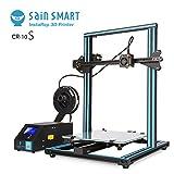 SainSmart x Creality CR-10 3D-Drucker vormontiert, Dual Z-Achse, hohe Präzision mit beheiztem Druckbett, große Druckgröße 300x300x400mm (CR-10S)