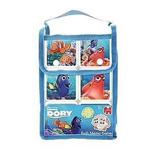 Disney Finding Dory Bad Memo Pegatina de baño Multicolor - Juegos de baño, Juguetes y Pegatinas (Pegatina de baño, Disney Pixar Finding Dori, Preescolar, 3 año(s), Niño/niña, Multicolor)
