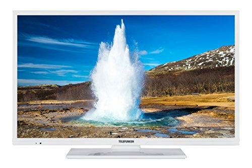 Telefunken XH32D401-W 81 cm (32 Zoll) Fernseher (HD ready, Smart TV, Triple Tuner)Weiß (32-zoll-smart-lcd-tv)