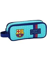 F.C. Barcelona 2ª Equipacion 17/18 Etui Officiel, École