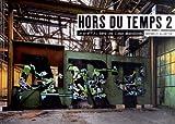 Hors du temps 2. Le graffiti dans les lieux abandonnés