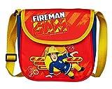 Feuerwehrmann Sam Kinder Tasche Schultertasche Kindergartentasche