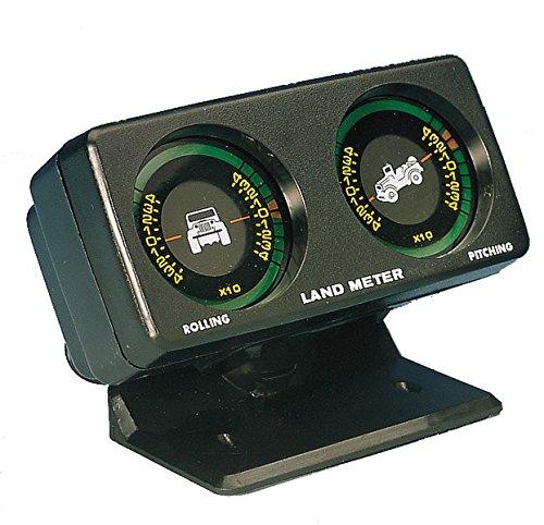 Neigungs- und Steigungsmesser (aus Kunststoff) beleuchtet 12V