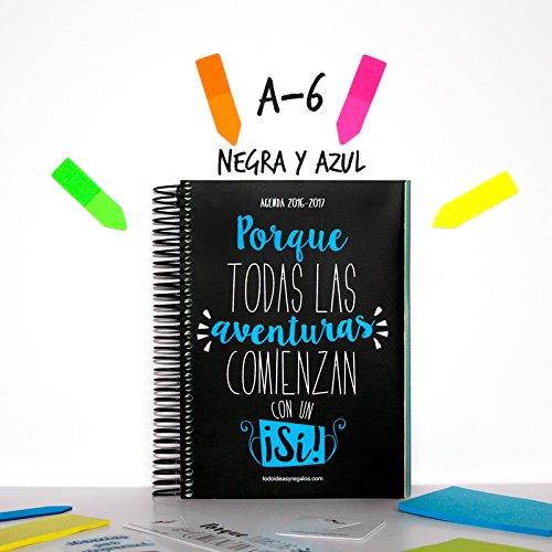 todoideas Agenda 2017A6Black and Blue